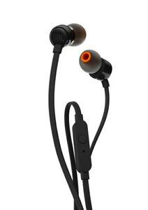 JBL Tune 110 - Auriculares intraaurales con micrófono