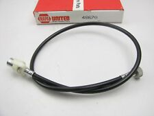 Napa 48670 Speedometer Cable - 34 1/8""