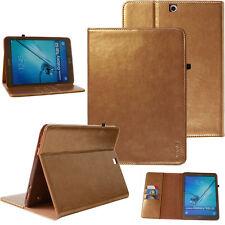 """COVER in pelle per Samsung Galaxy Tab s2 8.0"""" t715 t719 Custodia Protettiva in Pelle Case Borsa"""
