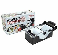 Perfect ROLL fai da te facile da cucina Magic Roller Sushi Maker taglierina Gadget Macchine