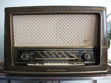 Radio Graetz Sinfonia 4R/221 Röhrenradio Holzgehäuse ca. 67x30x41 cm, ca.1955/56