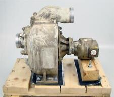 Gorman Rupp 3 Self Priming Centrifugal Pump O Series Hydraulic Driven 03h14a H