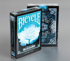 """Bicycle Natural Disasters """"Blizzard"""" Playing Cards by Collectable Playing Cards"""