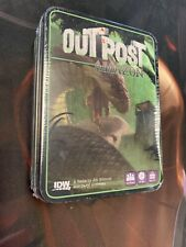 Outpost Amazon Card Game IDW Games 01417 Family Board Adventure