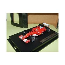 FERRARI F2002 GP 2002 M. SCHUMACHER HOTWHEELS 54618 1:43