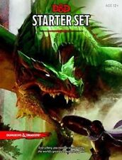Dungeons & Dragons D&D 5E 5th Edition Roleplaying Starter Set (New)