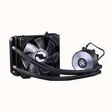 120 All-in-one CPU Cooler Water Liquid Cooling Radiator Fan Pump CPU Block Combo