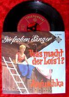 Single Die frohen Sänger: Was macht der Lois'l?