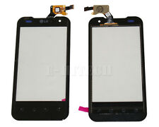 "lg p990 optimus 2x schwarz digitizer touchscreen lens glass pad 2 ii ""uk"" + tools"