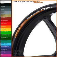 KTM SUPERDUKE Wheel Rim Stickers Decals - 20 Colours - super duke 990 R LC8