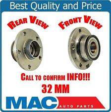 WH512319 Wheel Bearing and Hub Assembly, Rear VW Golf 32MM Must Call & Ck Info