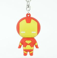 Marvel Series 1 Figural 2-Inch Key Chain - Iron Man