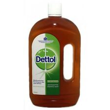 Dettol Antiseptic Disinfectant Liquid (750ml) x 6 £4.30 Each Ex VAT !