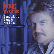 """JOE DIFFIE, CD """"TOUGHER THAN NAILS"""" NEW SEALED"""