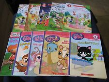 Lot of 10 Children's Books by Scholastic Level 2