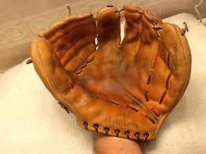 "Rare Wilson USA  A1690 10.5"" Red Sox Ted Williams Baseball Glove Right HandThrow"