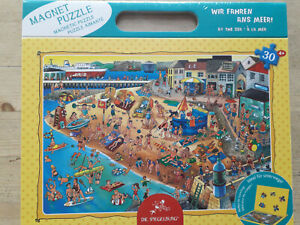 Wir fahren ans Meer, Magnet Puzzle, 4029753132451