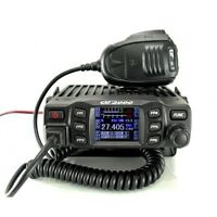 CRT 2000 CB Multinorm AM / FM - mit TFT-Farbdisplay sowie 12V / 24V DC Technik