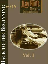 Ray Hunt Back to the Beginning Horsemanship Training Dvd
