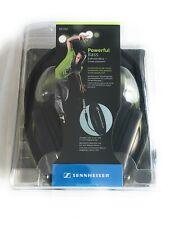 Sennheiser HD202 Headphones Noise Isolation, Noise Cancellation, Closed Back NEW
