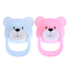 Fashion Handmade Magnetic Pacifier Dummy For Reborn Baby Dolls Gift TK