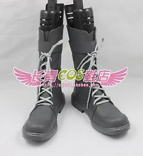 Pokemon X and Y Calem cosplay shoes Boots Custom Made