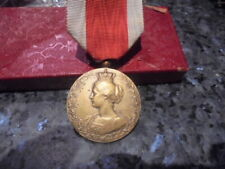 bell medaille militaire belge ww1 medaille de la reine couleur bronze
