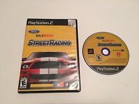 Ford Bold Moves Street Racing Sony Playstation 2 - PS2 - In Box - missing manual