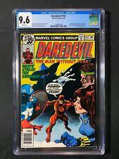 Daredevil #157 CGC 9.6 (1979) - Avengers appearance