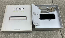 Leap Motion LM-010 Gesture Motion Controller Used with cable and manual