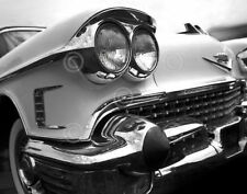 CAR ART PRINT '58 Cad Eldo by Richard James Cadillac Eldorado 19x13 Photo Poster