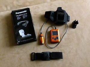 Panasonic HX-A500 - Orange 4K !!! Wie Neu !!!
