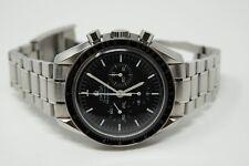 Omega Speedmaster Professional 3572.50 hesalite / sapphire moon watch chrono