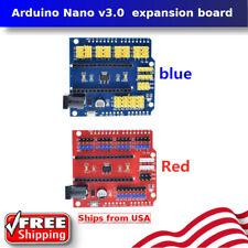 Nano V30 Io Expansion Board Micro Sensor Shield Uno R3 For Arduino