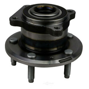 Wheel Bearing and Hub Assembly-FWD Rear CRS Automotive Parts NT512447