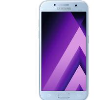 2216518 Samsung Galaxy A3 (2017) Smartphone Blau 16GB 4,7 Zoll 13MP Neu OVP