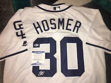 Eric Hosmer Signed San Diego Padres Jersey Superstar Slugger Beckett