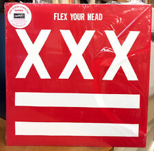 V/A FLEX YOUR HEAD LP DISCHORD PUNK REMASTERED BLACK VINYL + DOWNLOAD