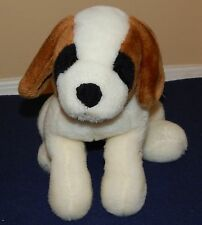 "12"" Target Circo Cream Brown & Black St Saint Bernard Plush Puppy Dog"