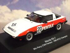 ATLAS 1/43 DIECAST TWR PENTAX MAZDA RX7 RX-7 #20 BTCC CHAMPION WIN PERCY 1980