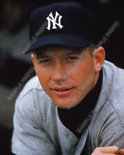 Mickey Mantle 1956 New York Yankees 8x10 Portrait Photo
