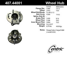 Wheel Bearing and Hub Assembly fits 2001-2012 Toyota Avalon Camry Solara  C-TEK