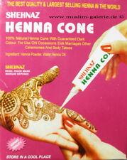 Original Sehnaz Henna Paste, HennaTube Henna Tattoo Rot *Henna Stift Kina mehndi