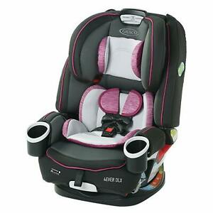 Graco 4Ever DLX 4 in 1 Car Seat Joslyn - Infant to Toddler Car Seat 10 Years USE