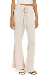 NWT Free People Cozy Cool Lounge Pants in Mooncake L