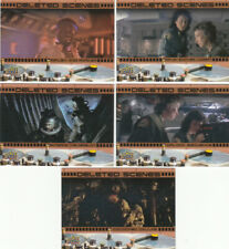 2017 Alien: The Movie Deleted Scenes Insert set (DS1-DS5)