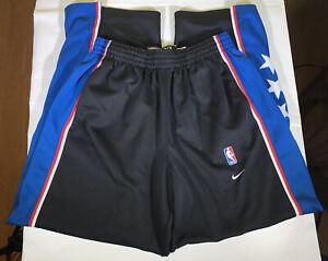 Men's Nike Team Sports Rewind 77 NBA Philadelphia 76ers Warm Up Pants Size XL