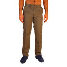 AVIREX 24639 Herrenhosen Hosen Chinos Pants, braun, W30
