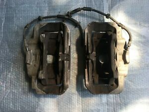 AUDI A8 D4 4.2TDI  BRAKE CALIPER SET LEFT AND RIGHT OEM 380MM