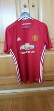 Camiseta Manchester United Shirt 6 Pogba Trikot Original Adidas Maglia size M